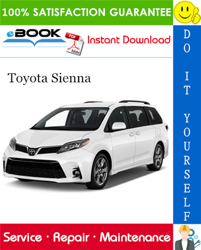 Thumbnail ☆☆ Best ☆☆ 2007 Toyota Sienna Service Repair Manual