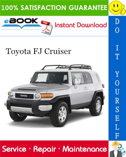 Thumbnail ☆☆ Best ☆☆ 2007 Toyota FJ Cruiser Service Repair Manual