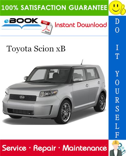 Thumbnail ☆☆ Best ☆☆ 2004 Toyota Scion xB Service Repair Manual