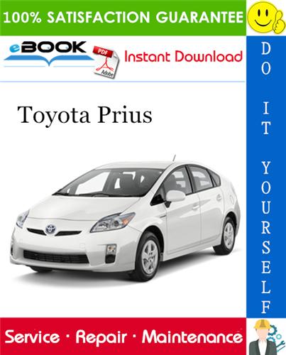 Thumbnail ☆☆ Best ☆☆ 2010 Toyota Prius Service Repair Manual