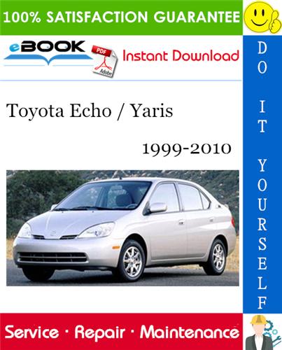 Thumbnail ☆☆ Best ☆☆ Toyota Echo / Yaris Service Repair Manual 1999-2010 Download
