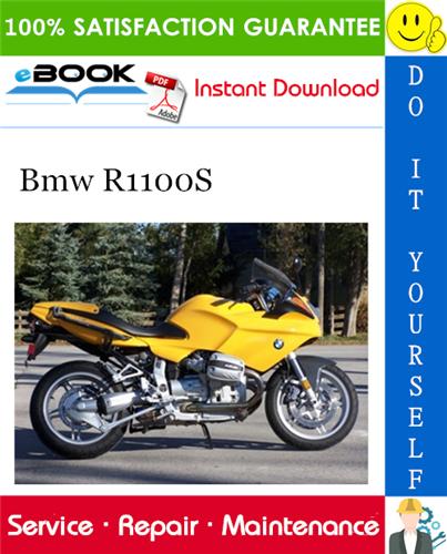 Thumbnail ☆☆ Best ☆☆ Bmw R1100S Motorcycle Service Repair Manual