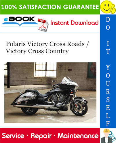 Thumbnail ☆☆ Best ☆☆ 2010 Polaris Victory Cross Roads / Victory Cross Country Motorcycle Service Repair Manual