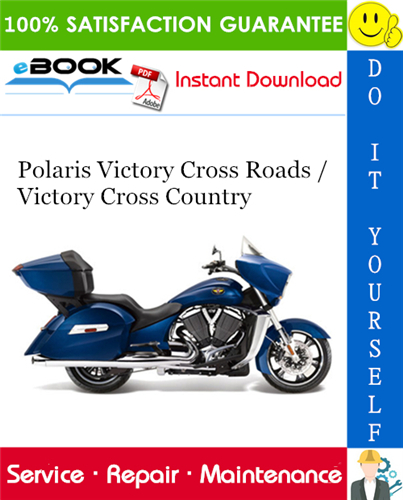 Thumbnail ☆☆ Best ☆☆ 2011 Polaris Victory Cross Roads / Victory Cross Country Motorcycle Service Repair Manual