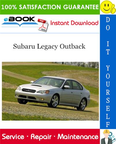 Thumbnail ☆☆ Best ☆☆ 2012 Subaru Legacy Outback Service Repair Manual