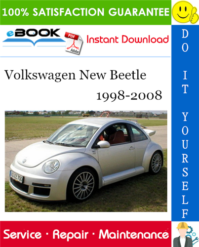 Thumbnail ☆☆ Best ☆☆ Volkswagen New Beetle Service Repair Manual 1998-2008 Download