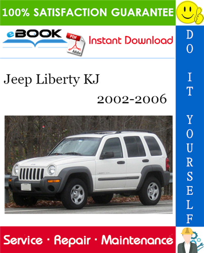Thumbnail ☆☆ Best ☆☆ Jeep Liberty KJ Service Repair Manual 2002-2006 Download