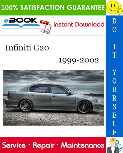 Thumbnail ☆☆ Best ☆☆ Infiniti G20 Service Repair Manual 1999-2002 Download