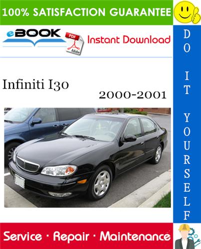 Thumbnail ☆☆ Best ☆☆ Infiniti I30 Service Repair Manual 2000-2001 Download