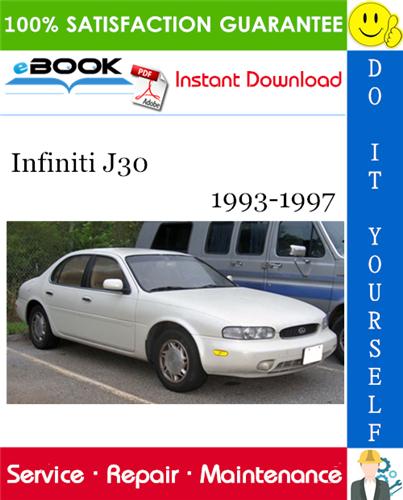 Thumbnail ☆☆ Best ☆☆ Infiniti J30 Service Repair Manual 1993-1997 Download