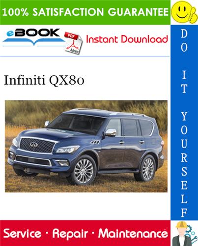 Thumbnail ☆☆ Best ☆☆ 2015 Infiniti QX80 Service Repair Manual