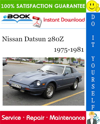 Thumbnail ☆☆ Best ☆☆ Nissan Datsun 280Z Service Repair Manual 1975-1981 Download