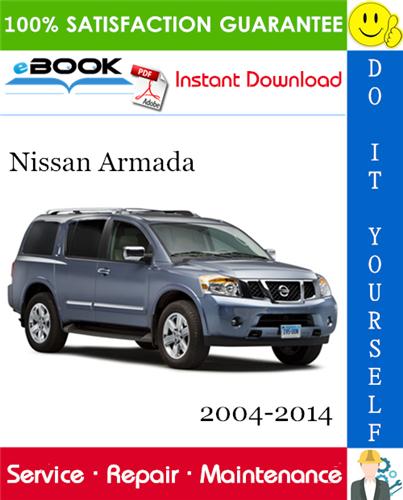 Thumbnail ☆☆ Best ☆☆ Nissan Armada Service Repair Manual 2004-2014 Download