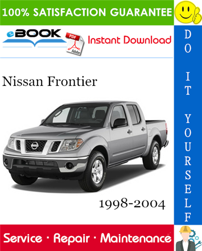 Thumbnail ☆☆ Best ☆☆ Nissan Frontier Service Repair Manual 1998-2004 Download