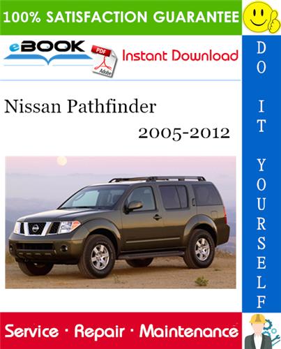 Thumbnail ☆☆ Best ☆☆ Nissan Pathfinder Service Repair Manual 2005-2012 Download