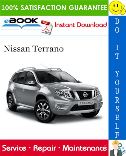 Thumbnail ☆☆ Best ☆☆ Nissan Terrano Service Repair Manual
