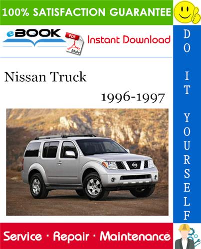 Thumbnail ☆☆ Best ☆☆ Nissan Truck Service Repair Manual 1996-1997 Download