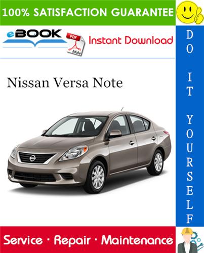 Thumbnail ☆☆ Best ☆☆ 2014 Nissan Versa Note Service Repair Manual