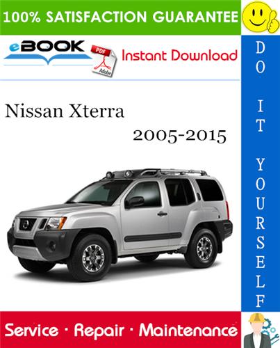 Thumbnail ☆☆ Best ☆☆ Nissan Xterra Service Repair Manual 2005-2015 Download