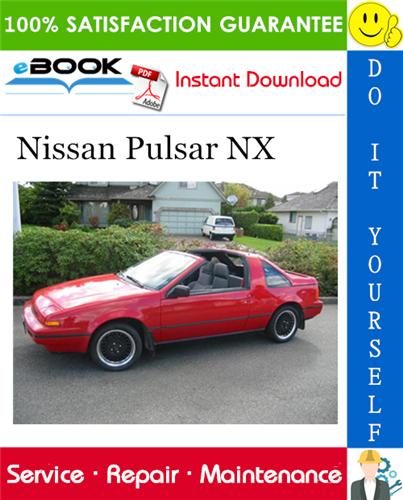 Thumbnail ☆☆ Best ☆☆ 1989 Nissan Pulsar NX Service Repair Manual