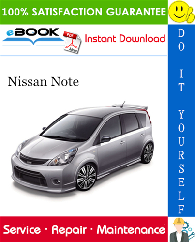 Thumbnail ☆☆ Best ☆☆ 2006 Nissan Note Service Repair Manual
