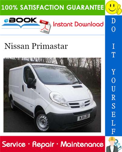 Thumbnail ☆☆ Best ☆☆ 2001 Nissan Primastar Service Repair Manual