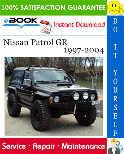 Thumbnail ☆☆ Best ☆☆ Nissan Patrol GR Service Repair Manual 1997-2004 Download