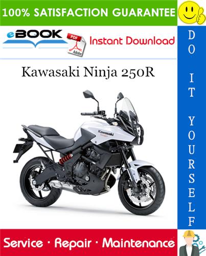 Thumbnail ☆☆ Best ☆☆ 2007 Kawasaki Versys (KLE650A7F, KLE650B7F) Motorcycle Service Repair Manual