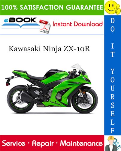 Thumbnail ☆☆ Best ☆☆ 2006 Kawasaki Ninja ZX-10R Motorcycle Service Repair Manual