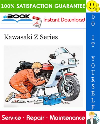 Thumbnail ☆☆ Best ☆☆ 1972 Kawasaki Z Series Motorcycle Service Repair Manual