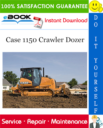 Thumbnail ☆☆ Best ☆☆ Case 1150 Crawler Dozer Service Repair Manual