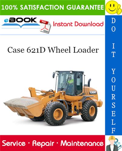 Thumbnail ☆☆ Best ☆☆ Case 621D Wheel Loader Service Repair Manual