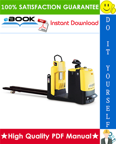Thumbnail ☆☆ Best ☆☆ Hyster LO2.0, LO2.5, LO2.0S, LO1.0F, LO5.0T, LO7.0T (E444) Low Level Order Pickers Parts Manual