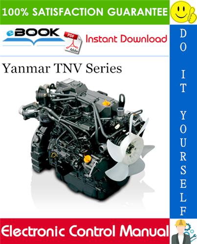 Thumbnail ☆☆ Best ☆☆ Yanmar TNV Series Electronic Control Manual