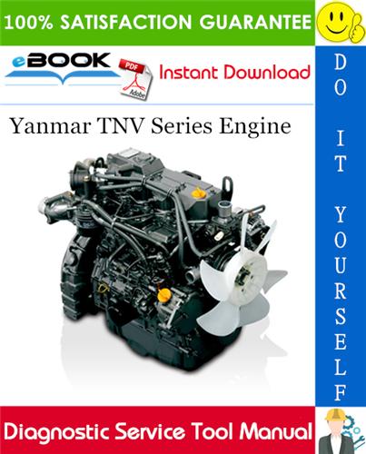 Thumbnail ☆☆ Best ☆☆ Yanmar TNV Series Engine Diagnostic Service Tool Manual