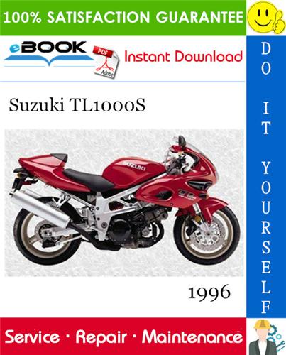 Thumbnail ☆☆ Best ☆☆ 1996 Suzuki TL1000S Motorcycle Service Repair Manual