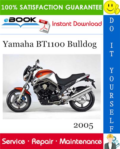 Thumbnail ☆☆ Best ☆☆ 2005 Yamaha BT1100 Bulldog Motorcycle Supplementary Service Manual