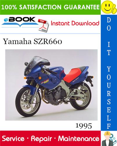 Thumbnail ☆☆ Best ☆☆ 1995 Yamaha SZR660 Motorcycle Service Repair Manual
