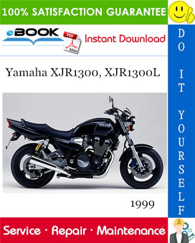Thumbnail ☆☆ Best ☆☆ 1999 Yamaha XJR1300, XJR1300L Motorcycle Service Repair Manual