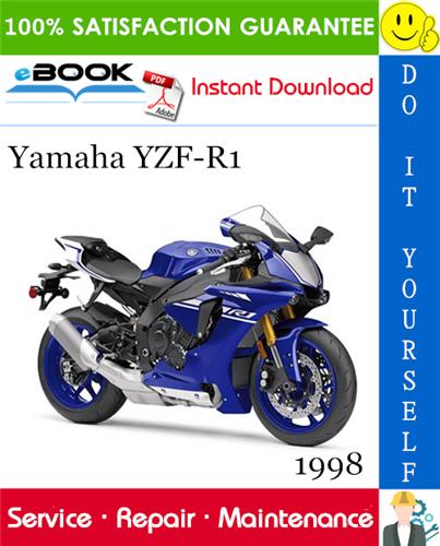 Thumbnail ☆☆ Best ☆☆ 1998 Yamaha YZF-R1 Motorcycle Service Repair Manual