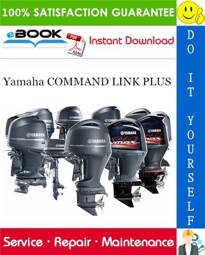 Thumbnail ☆☆ Best ☆☆ Yamaha COMMAND LINK PLUS Service Repair Manual