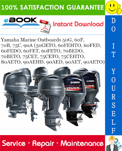 Thumbnail ☆☆ Best ☆☆ Yamaha Marine Outboards 50G, 60F, 70B, 75C, 90A (50GETO, 60FEHTO, 60FED, 60FEDO, 60FET, 60FETO, 70BEDO, 70BETO, 75CET, 75CETO, 75CEHTO, 80AETO, 90AEHD, 90AED, 90