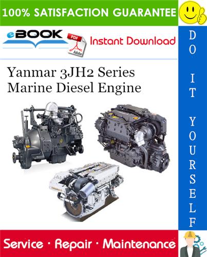 Thumbnail ☆☆ Best ☆☆ Yanmar 3JH2 Series Marine Diesel Engine Service Repair Manual