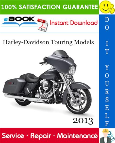 Thumbnail ☆☆ Best ☆☆ 2013 Harley-Davidson Touring Models (FLHTC, FLHTU, FLHR, FLHC, FLHX, FLHTK, FLTRX, FLTRU, FLHRC, FLHTCU, FLHTP & FLHP Police, FLHRSE5, FLHTCUSE8, FLTRXSE2, Trike
