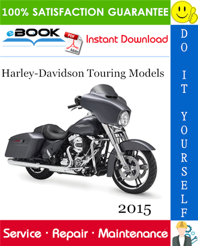 Thumbnail ☆☆ Best ☆☆ 2015 Harley-Davidson Touring Models (FLHTCU, FLHTCL, FLHTCTC, FLHTK, FLHTL, FLHR, FLHC, FLHX, FLHS, FLTRX, FLTRS) Motorcycle Service Repair Manual + Wiring and C