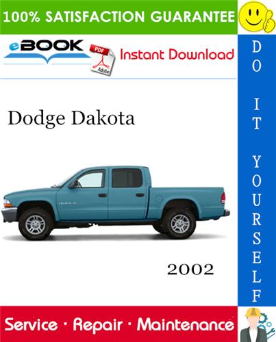 Thumbnail ☆☆ Best ☆☆ 2002 Dodge Dakota Service Repair Manual