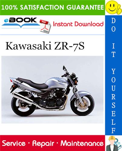 Thumbnail ☆☆ Best ☆☆ Kawasaki ZR-7S Motorcycle Service Repair Manual