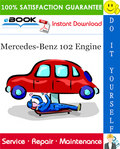 Thumbnail ☆☆ Best ☆☆ Mercedes-Benz 102 Engine Service Repair Manual