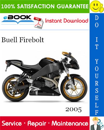 Thumbnail ☆☆ Best ☆☆ 2005 Buell Firebolt Motorcycle Service Repair Manual