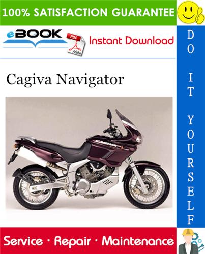 Thumbnail ☆☆ Best ☆☆ Cagiva Navigator Motorcycle Service Repair Manual